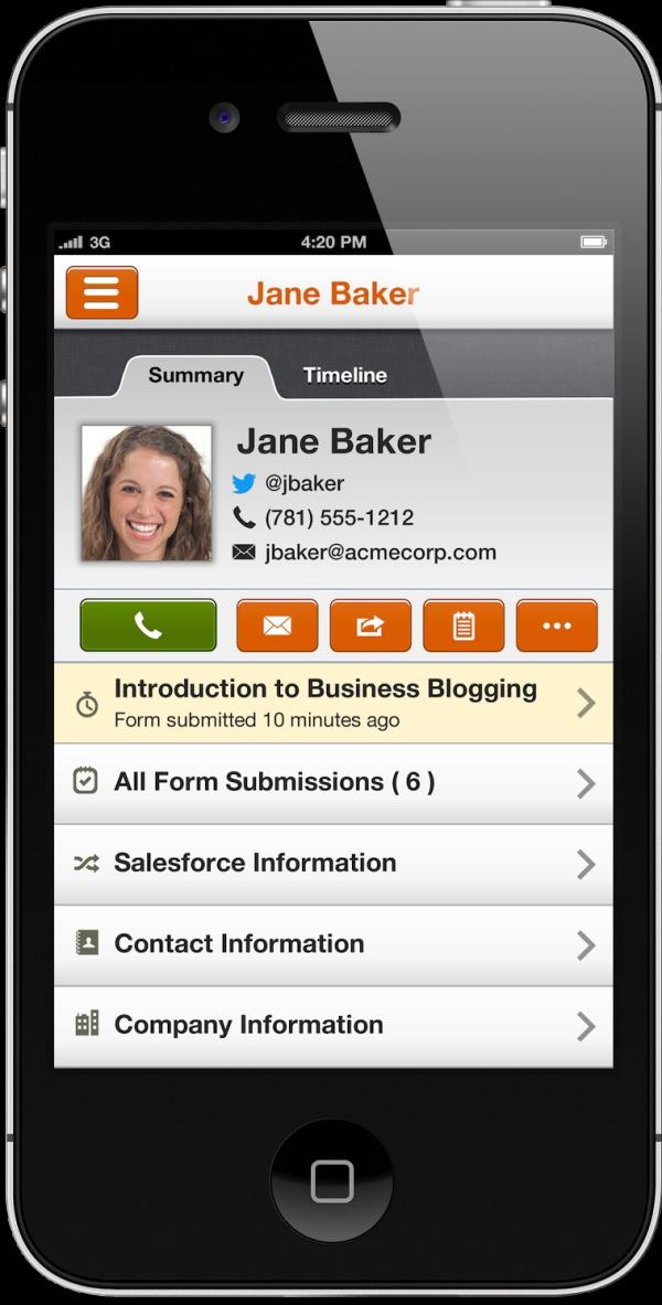 hubspot iphone app resized 600