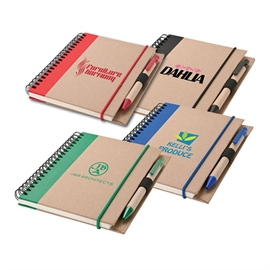 KP2443 notebooks for corporate gifts